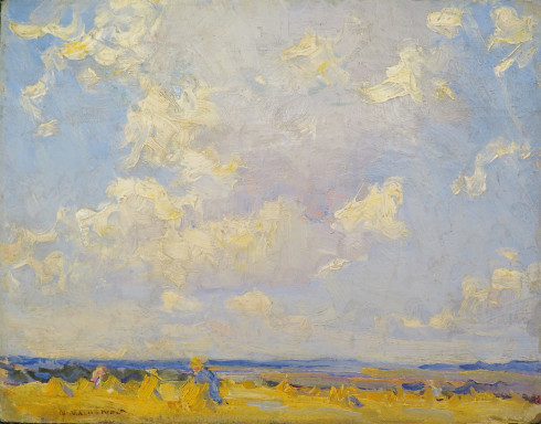 <span class=%22title%22>Country Landscape</span>