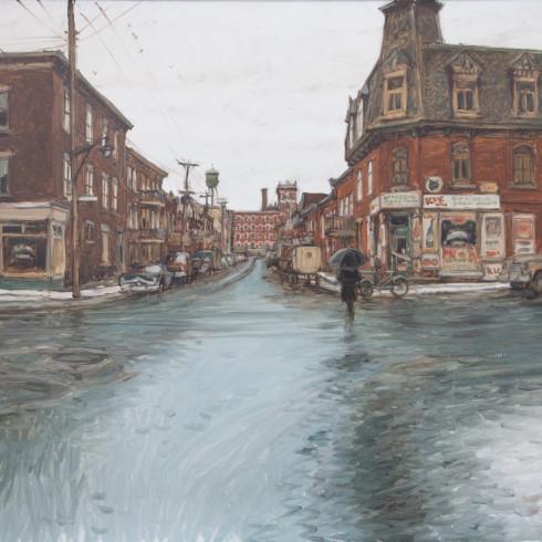 John Little - Vie urbaine, de 1951 à nos jours.-Montréal