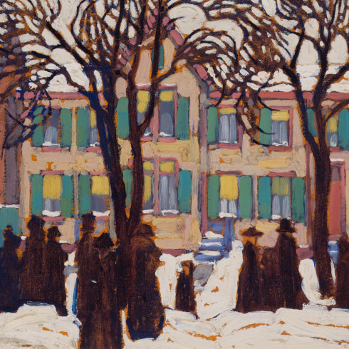 Lawren Harris & Canadian Masters-Historic Sale to Celebrate Canada's 150 Years