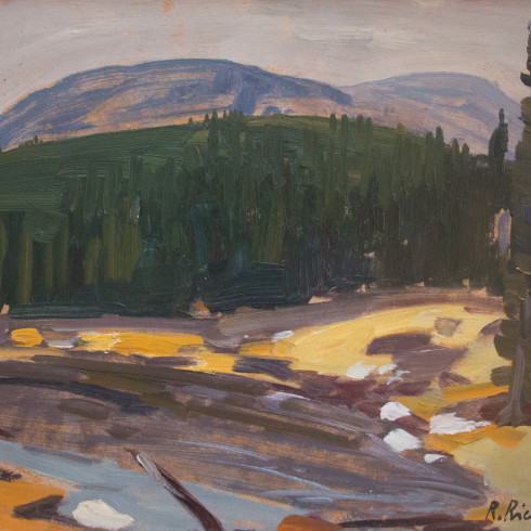 René Richard: Tom Thomson of the North-
