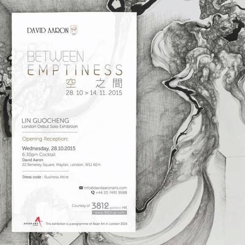 Asian Art in London. Lin Guocheng: Between Emptiness.
