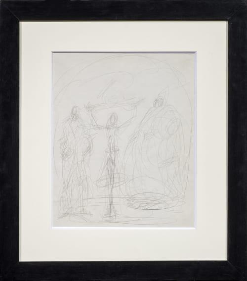 Alberto Giacometti, Double Face, c. 1951