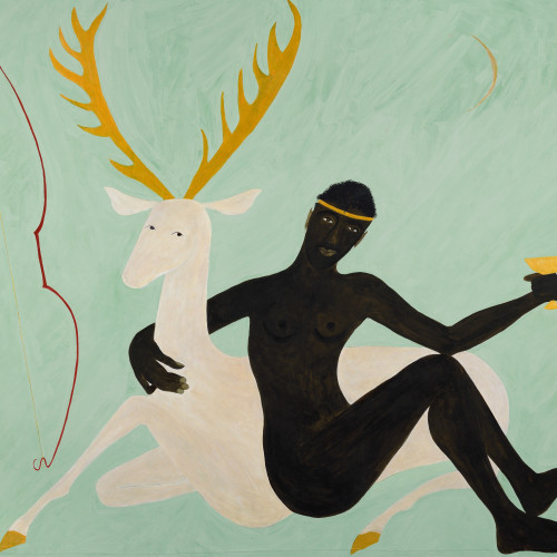 Kate Boxer - Diana the Huntress (London Gallery)