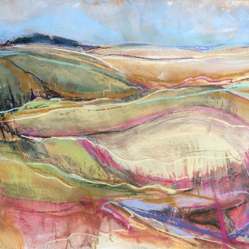 Emma Haggas - Summer Landscape