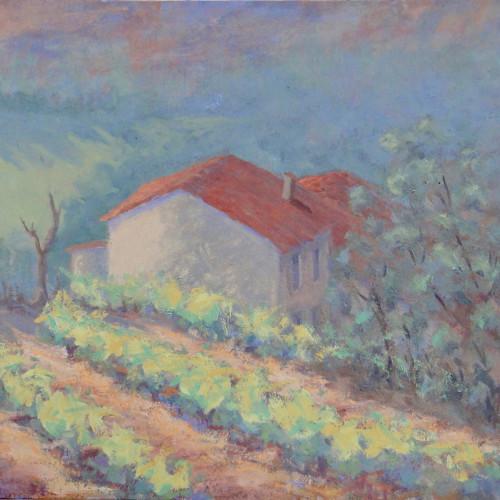 Hermione Owen - Spring Vines (Hungerford Gallery)