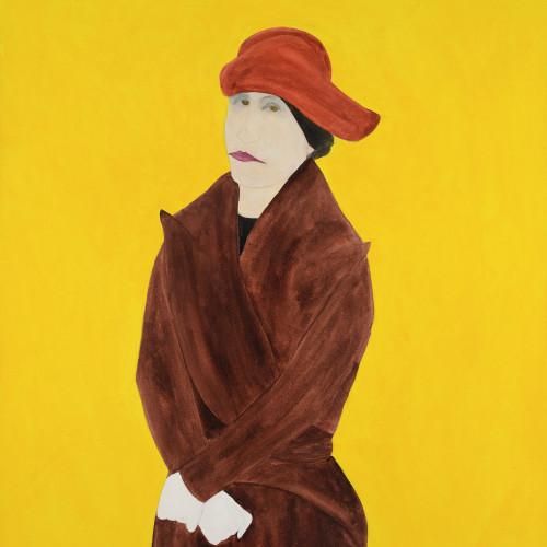 Kate Boxer - Lilya Brik (Hungerford Gallery)