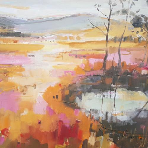 Kate Rhodes - On Golden Pond (London Gallery)