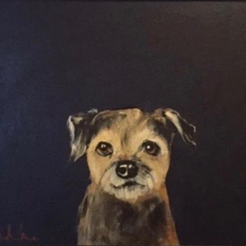 Robert James Clarke - Border Terrier (London Gallery)