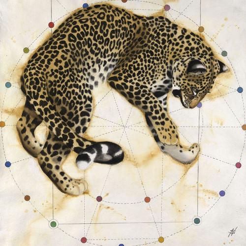 Nikki Stevens - Gothic Leopard, 2015