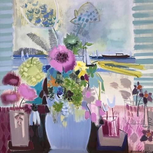 Annabel Fairfax - Through the Window (Hungerford Gallery)