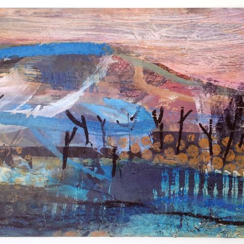 Liz Hough - Trink - Evening (Hungerford Gallery)