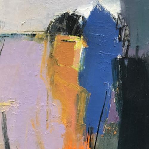Dafila Scott - Path to the Trees (London Gallery)