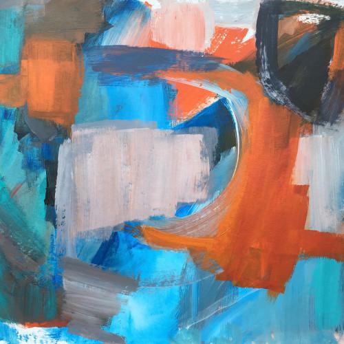 Laura Sednaoui - Baroque Orange (London Gallery)