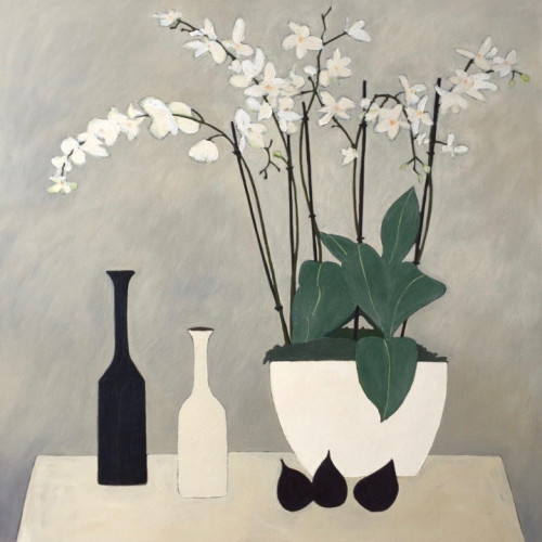 Stephen Lavis - Figs and Orchids (London Gallery)