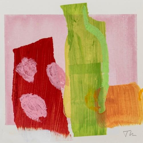 Jane Martin - Green Bottle (Hungerford Gallery)