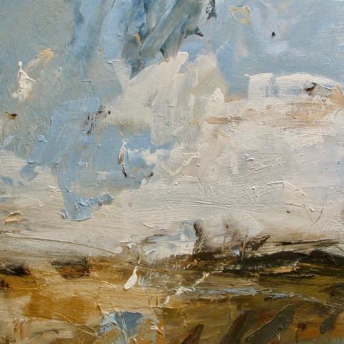 Louise Balaam - Preseli Mountains, High Sky (Gors Faw) (London Gallery)