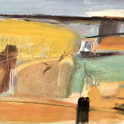 Dafila Scott - Brown Earth, Bright Day (London Gallery)