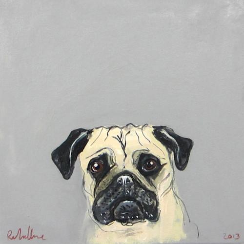 Robert James Clarke - Pug (London Gallery)