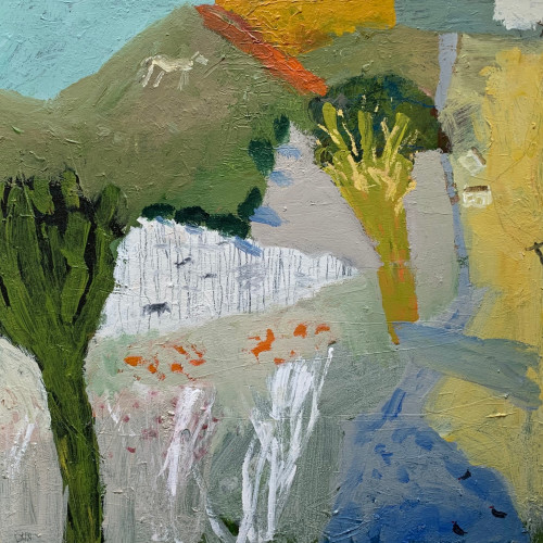 David Pearce - Where the River Widens (London Gallery)