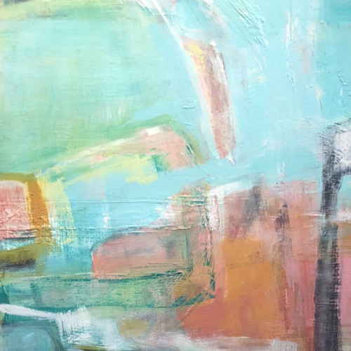 Trudy Montgomery - Sea Wall (London Gallery)