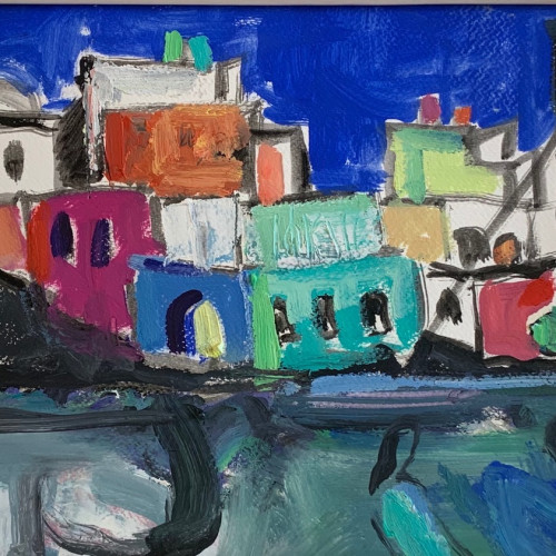 Annie Field - Muscat (Hungerford Gallery)