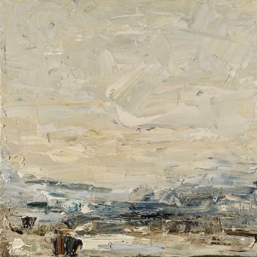 Louise Balaam - Creamy Sky, Arran (London Gallery)