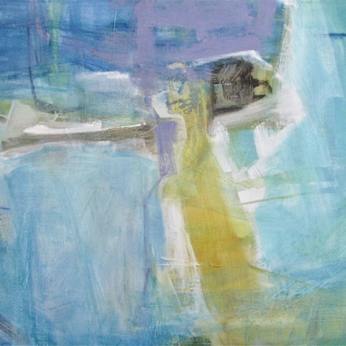 Trudy Montgomery - The Crossing (London Gallery)