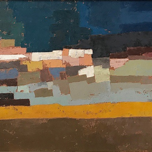 Miles Cole - Down Along the Cove (London Gallery)
