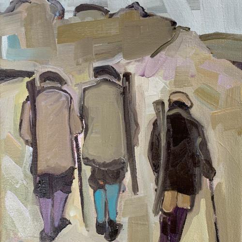 Bridget Lansley - Upward Path (London Gallery)