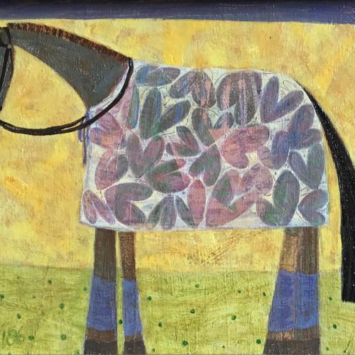 Ellen Skidmore - Mellow (Hungerford Gallery)