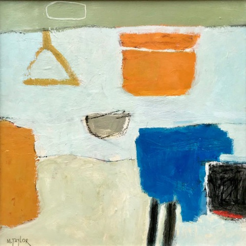 Malcolm Taylor - In the Channel III (Hungerford Gallery)
