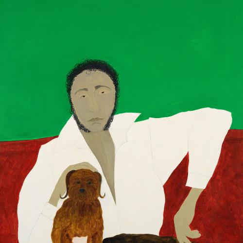 Kate Boxer - Alexander Pushkin (Hungerford Gallery)