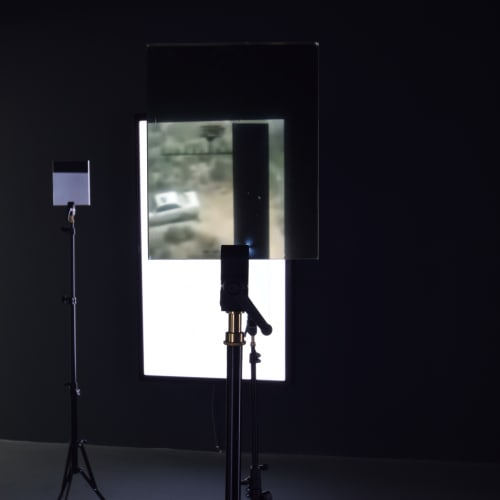Emmanuel Van der Auwera, VideoSculpture XII (Everything now is measured by after), 2016