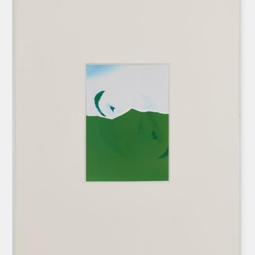 XING  Untitled #8 (GG) by Mayumi Hosokura, 2019  c-type photo collage  14.7 x 10.3 cm