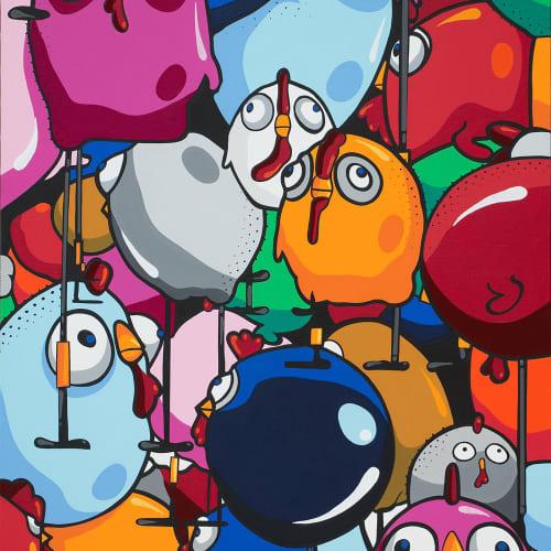 Ceet Fouad 習福德, I Love Plastic, 2017