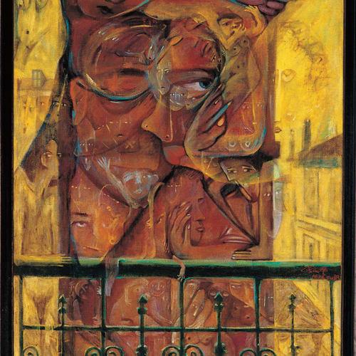 Alixe Fu 傅慶豊, Window, 1989