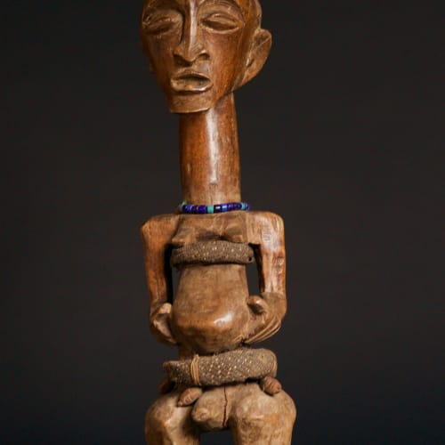 Songye Figure, 19th - 20th century  Wood  height 69 cm  height 27 1/8 in