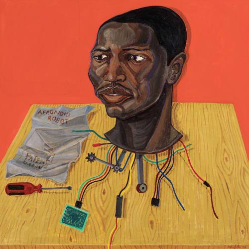 Richard Mudariki, Afronoid, 2019
