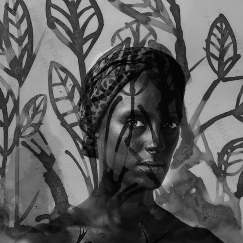 Delphine Diallo, THE INVISIBLE WOMAN, 2021