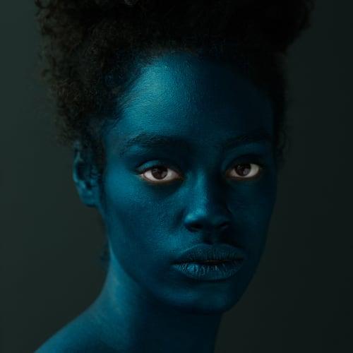 Delphine Diallo, SHIVA, 2021