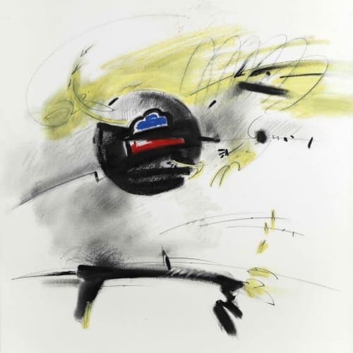 Renzo Bergamo, Untitled, 1984-86