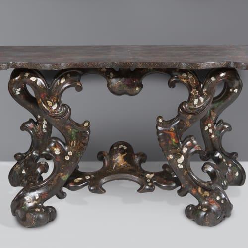 Venetian Console Table, 17th Century