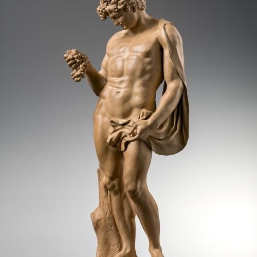 Giuseppe Maria Mazza (Bologna, 1653-1741) Bacchus, First quarter of the 18th Century Terracotta H. 64 cm