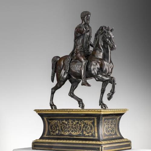 Giacomo (1731 – 1785) or Giovanni (ca. 1745 – 1805) Zoffoli, MARCUS AURELIUS, Rome, 18th Century