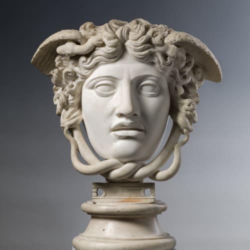 Sculptor of the Neoclassical Period, MEDUSA RONDANINI