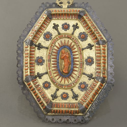 Trapani, Pair of plaques, 17th Century