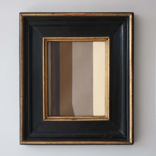 "Marchesi  Deborah Tarr  oil on canvas  76cm x 64cm (29.9"" x 25.2"")"
