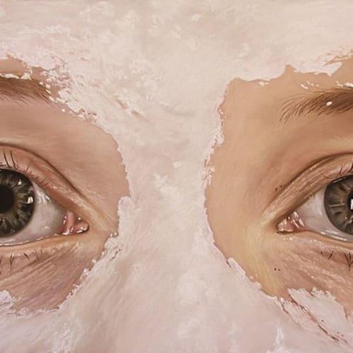 Oliver Jones  Untitled, 2015  Pastel on paper  120.9 x 50 cm 47 5/8 x 19 3/4 in.