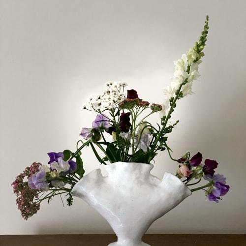 Ali Hewson, Three-fluted vase