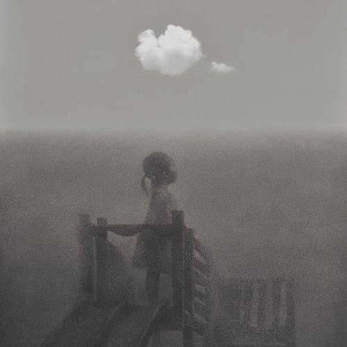 Zhu Yiyong 朱毅勇, The Realm of the Heart 心境 No. 21, 2014